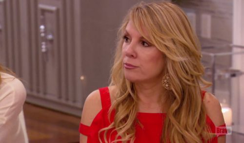 Ramona Singer Says Sonja Morgan Dated Luann's Man For Ten Years; Calls Herself The Caregiver And Spills RHONY Tea