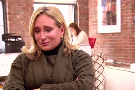 Sonja sobs over Bethenny