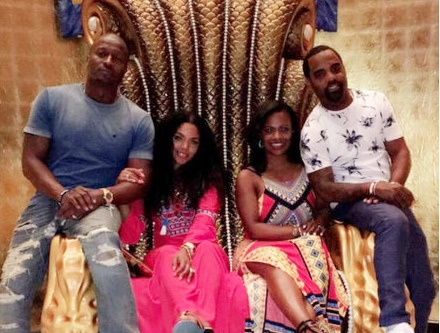 Kandi Burruss Birthday In The Bahamas – Turns 40 And Celebrates With Friends