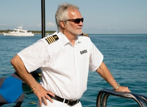 Captain Lee Rosbach Shares Some Scoop About Below Deck's Fourth Season