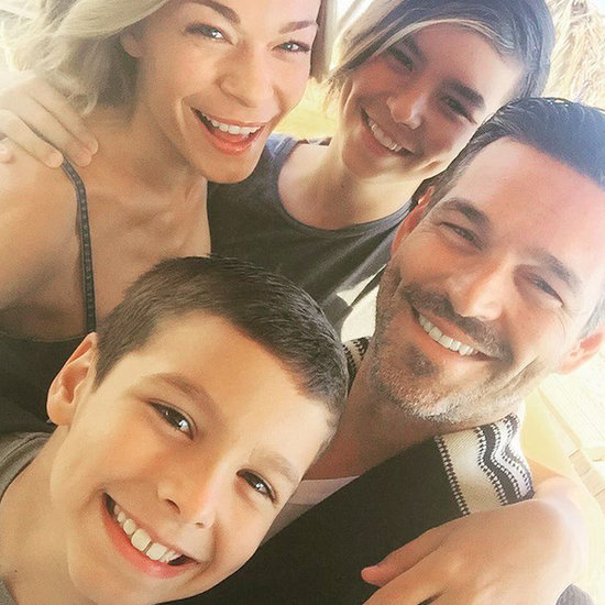 Reality TV Stars - Leann Rimes and Eddie Cibrian