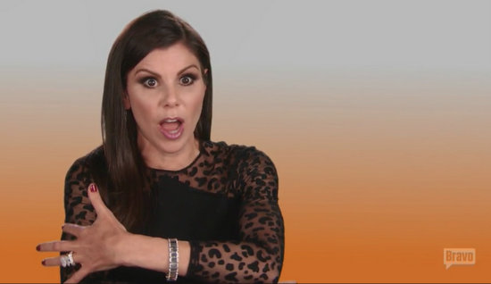 Heather Dubrow - RHOC Season 8 Secrets Revealed