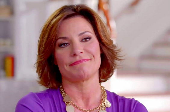 Before They Were Housewives - Luann de Lesseps
