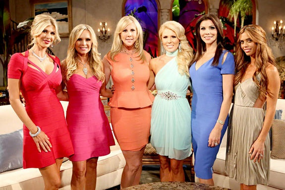 reality TV listings - Real Housewives of Orange County Season 8