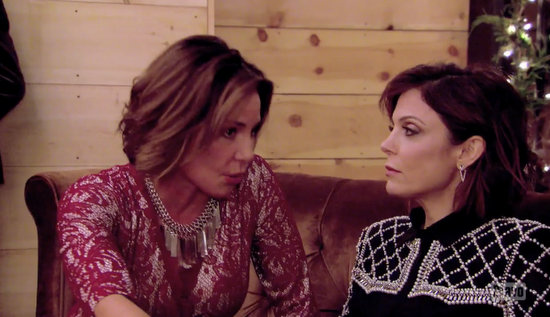 Luann apologizes