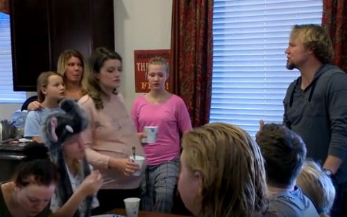 Sister Wives Recap: And Baby Sister Makes Eighteen