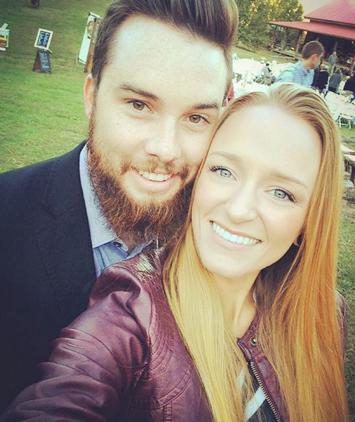 Maci Bookout baby born Maverick