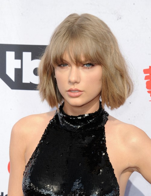 iHeartRadio Music Awards Featuring: Taylor Swift Where: Inglewood, California, United States When: 03 Apr 2016 Credit: FayesVision/WENN.com