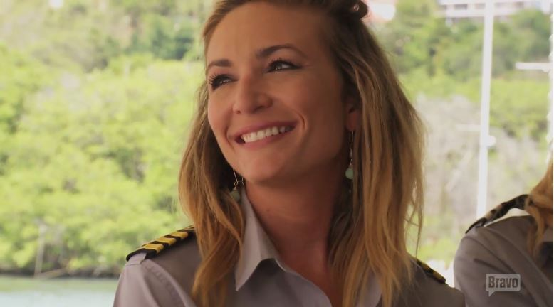 Kate below deck dating after divorce