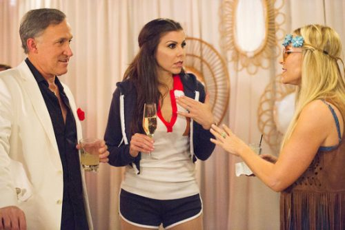 Heather Dubrow Shares Her Thoughts About That Crazy Fight At The 70's Party