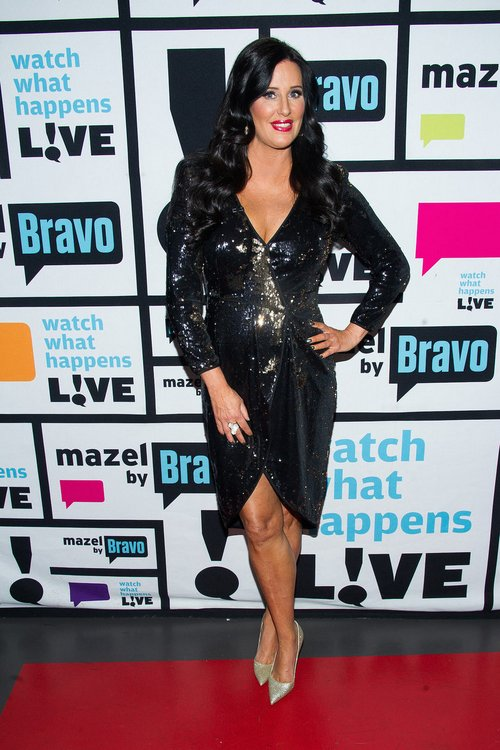WATCH WHAT HAPPENS LIVE -- Episode 12058 -- Pictured: Patti Stanger -- (Photo by: Charles Sykes/Bravo)