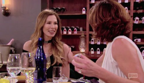 Carole Radziwill Doesn't Seem Into RHONY These Days; Cast Heads To Mexico Tonight