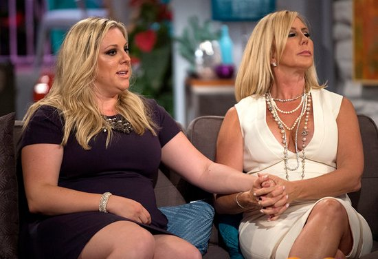 Vicki Gunvalson & Daughter Briana