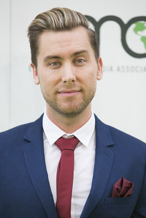 Celebrities attend 25th annual Environmental Media Awards at Warner Brother Studios Lot. Featuring: Lance Bass Where: Los Angeles, California, United States When: 25 Oct 2015 Credit: Brian To/WENN.com
