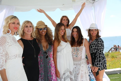 Photos – Jill Zarin Throws a Luncheon, Invites The Real Housewives