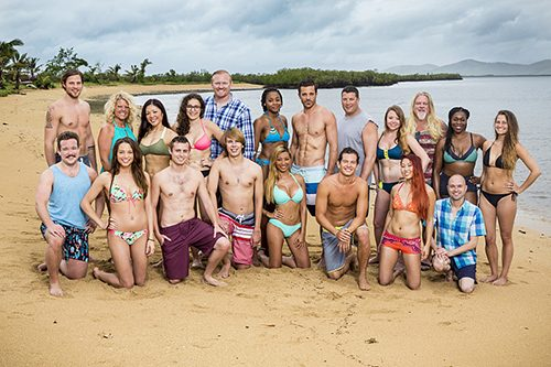 Meet The Cast Of 'Survivor: Millennials vs. Gen-X'