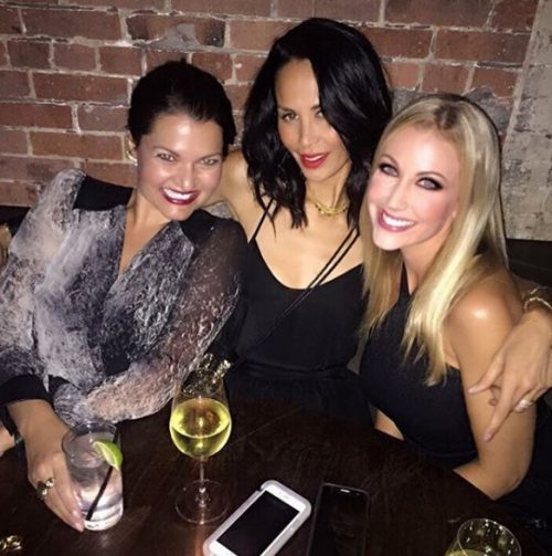 Stephanie Hollman Hangs Out With Jules Wainstein; Hints At Second Season Of Real Housewives Of Dallas