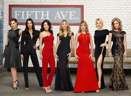 Reality TV Listings - Real Housewives of New York