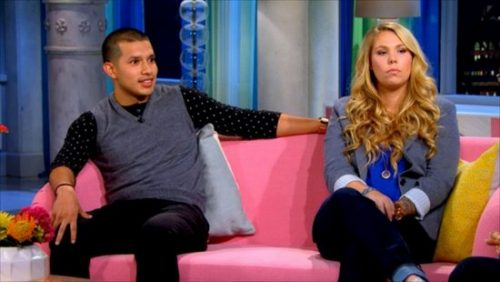 Teen Mom 2's Javi Marroquin Writing A Tell-All About Kail Lowry?!