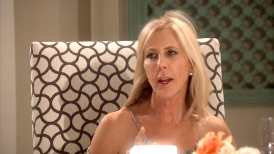 Vicki Gunvalson celebrates Birthday