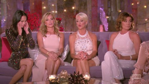 Preview – The Explosive Real Housewives Of New York Three-Part Reunion!