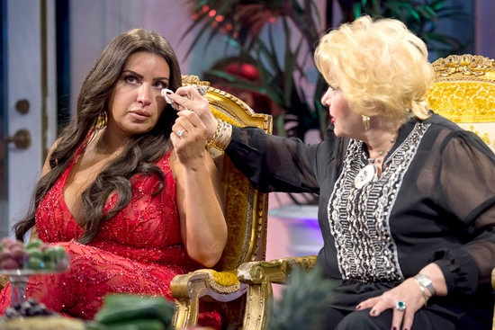 Shahs of Sunset Reunion Part 2 recap