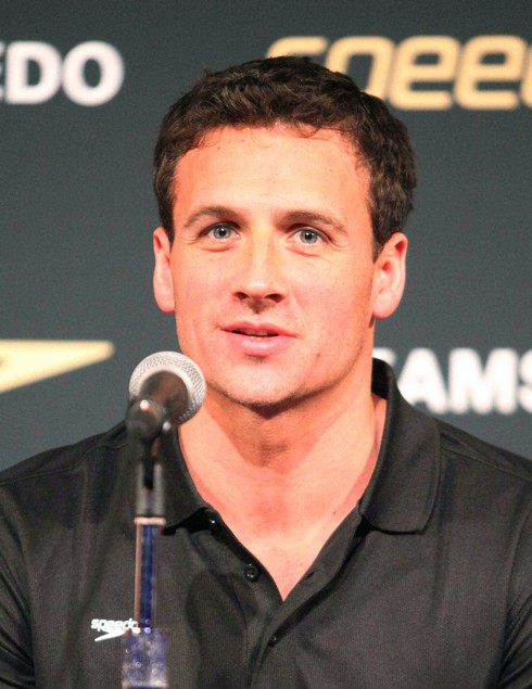 Speedo Rio 2016 Olympic Games Racing Suit Unveiling Press Conference at SIR Stage37 Featuring: Ryan Lochte Where: New York City, New York, United States When: 15 Dec 2015 Credit: PNP/WENN.com