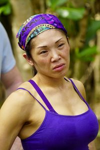 Lucy Huang on SURVIVOR: Millennials vs. Gen. X, when the Emmy Award-winning series returns for its 33rd season with a special 90-minute premiere, Wednesday, Sept. 21 (8:00-9:30 PM, ET/PT) on the CBS Television Network. Photo: Monty Brinton/CBS Entertainment ©2016 CBS Broadcasting, Inc. All Rights Reserved.