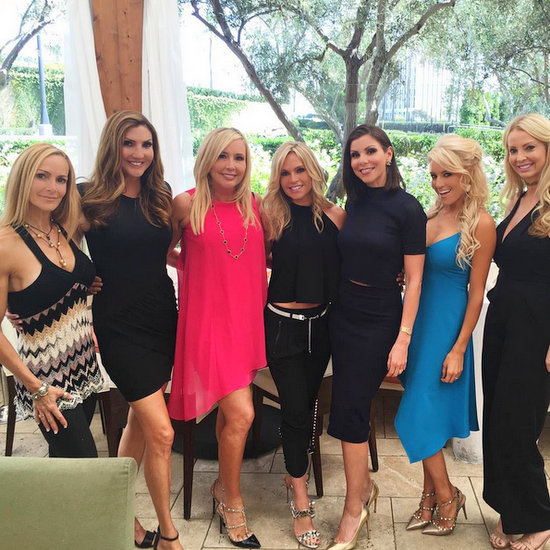 Tamra Judge Birthday Celebration With Heather Dubrow Shannon Beador