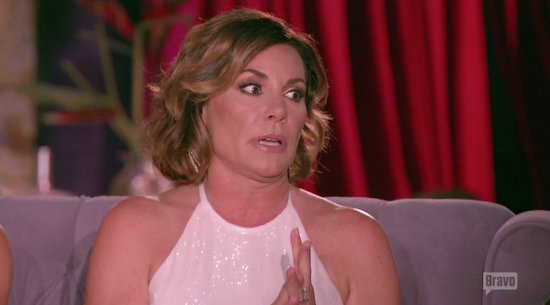 Luann annoyed with Bethenny