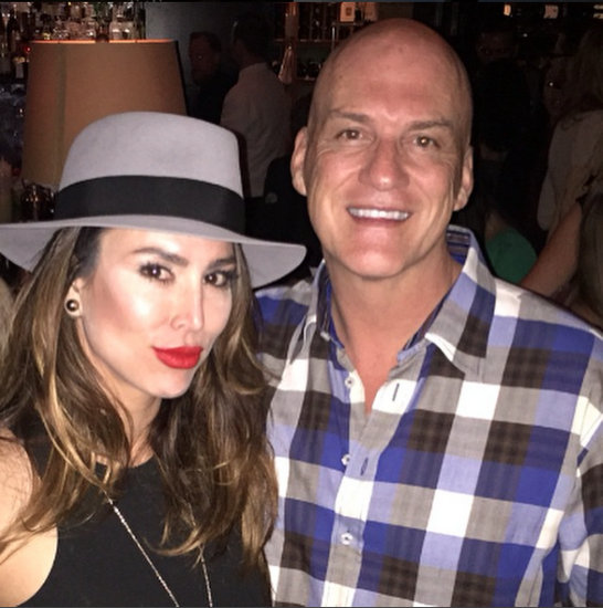 Kelly Dodd with husband Michael