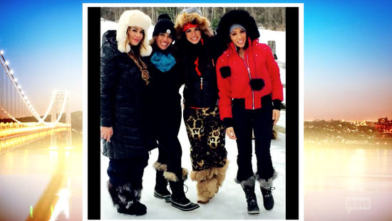 Real Housewives of New Jersey recap Vermont