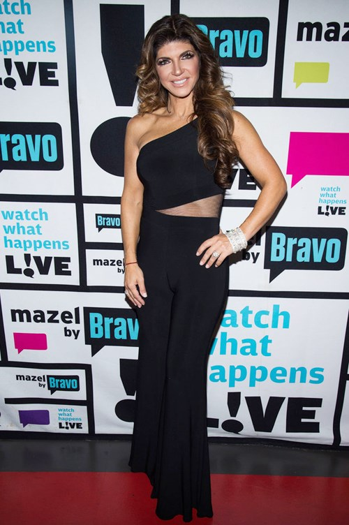 Teresa Giudice talks RHONJ reunion
