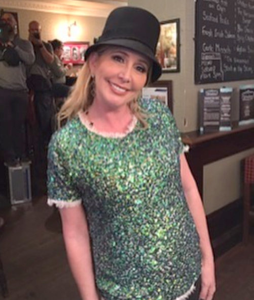 Shannon Beador in Ireland