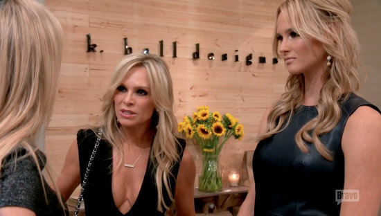 Meghan & Tamra belive Shannon has unresolved issues with Vicki
