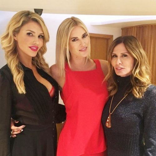 Brandi Glanville, Kristen Taekman, And Carole Radziwill Perform The Vagina Monologues – Photos