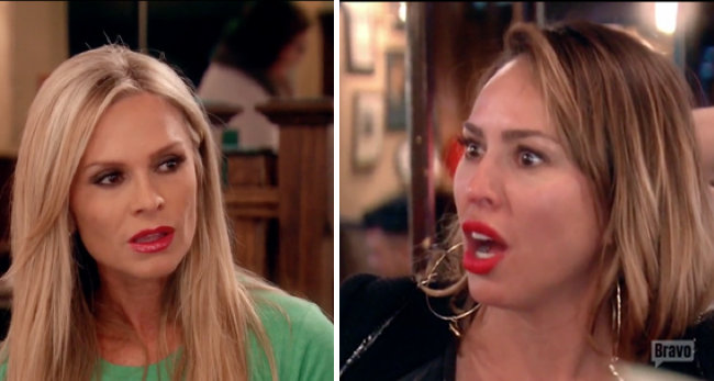 Tamra Vs. Kelly on RHOC Season 11