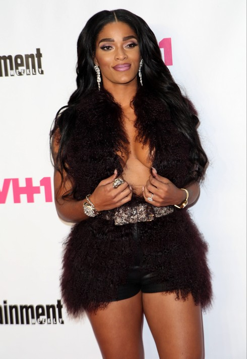 VH1 Big In 2015 With Entertainment Weekly Awards at the Pacific Design Center in West Hollywood - Arrivals Featuring: Joseline Where: Los Angeles, California, United States When: 15 Nov 2015 Credit: Brian To/WENN.com