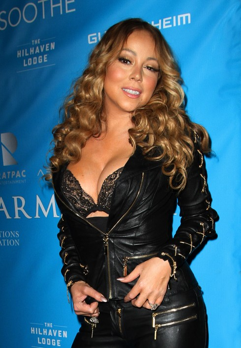 Brett Ratner & David Raymond's Event Honoring United Nations Secretary General Ban Ki-moon held at a Private Residence Featuring: Mariah Carey Where: Los Angeles, California, United States When: 10 Aug 2016 Credit: Adriana M. Barraza/WENN.com