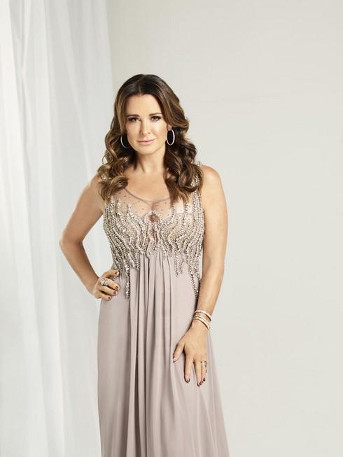 THE REAL HOUSEWIVES OF BEVERLY HILLS -- Season:7 -- Pictured: Kyle Richards -- (Photo by: Richie Knapp/Bravo)
