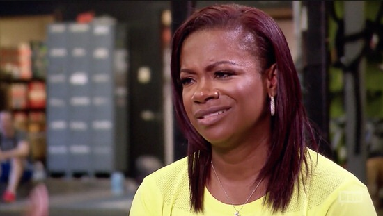 Kandi Is Disgusted