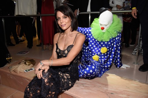 MIAMI BEACH, FL - DECEMBER 02: Bethenny Frankel attends An Evening of Music, Art, Mischief and Performance to benefit Raising Malawi presented by Madonna at Faena Forum on December 2, 2016 in Miami Beach, Florida. (Photo by Kevin Mazur/Getty Images for Bulgari)