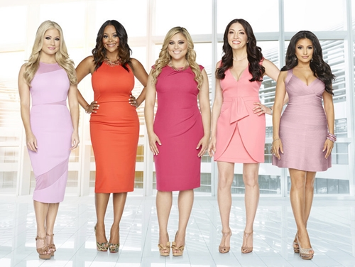 Reality TV Listings Married to Mediine Houston