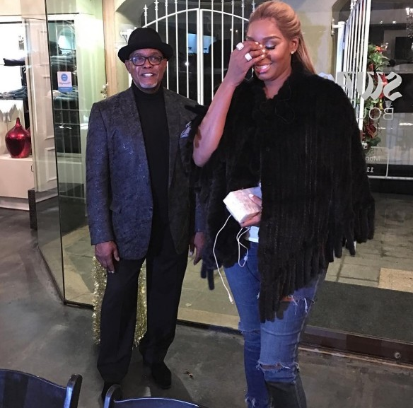 NeNe-Leakes-Surprise-Party-Gregg-Leakes