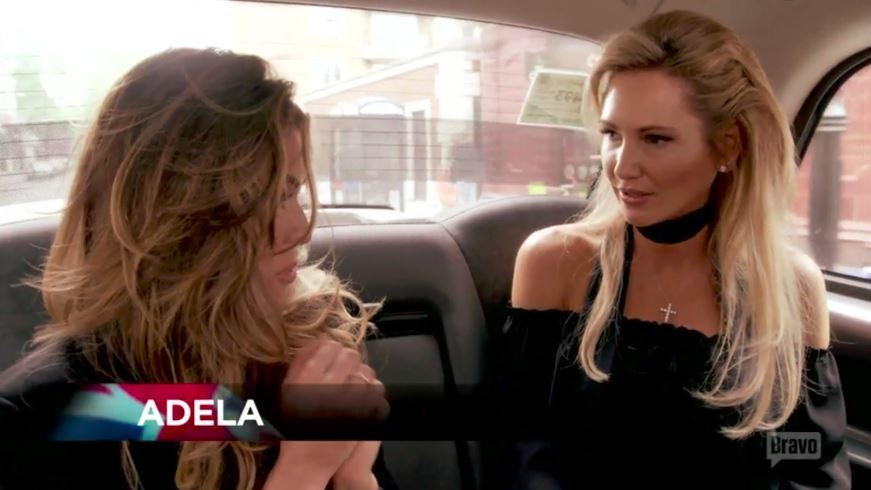 Ladies Of London Recap: Dirty Martinis And Dirty Rumors