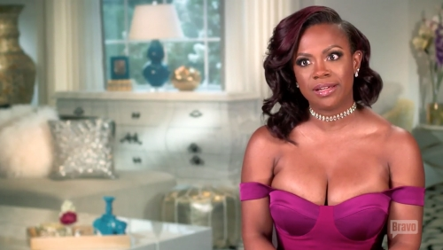 Kandi is angry with Phaedra