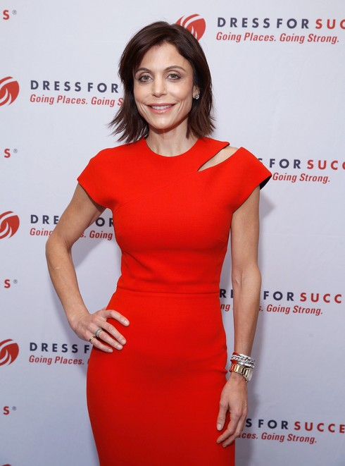 NEW YORK, NY - DECEMBER 07: Bethenny Frankel attends the 2016 Dress for Success Women Helping Women Power Breakfast at The Rainbow Room on December 7, 2016 in New York City. (Photo by John Lamparski/Getty Images)