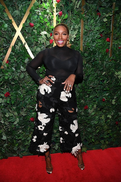 ATLANTA, GA - JANUARY 13: TV personality/actress NeNe Leakes attends Celebration For A Cure at Center Stage on January 13, 2017 in Atlanta, Georgia. (Photo by Paras Griffin/Getty Images)