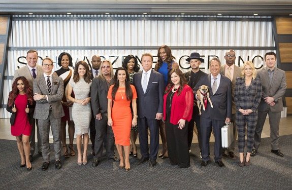 Reality TV Listings - Celebrity Apprentice