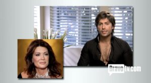 Cedric Martinez & Lisa Vanderpump